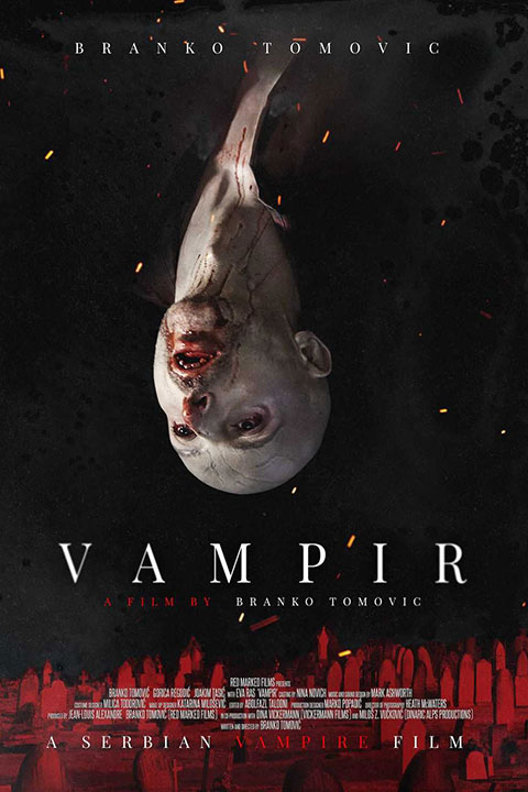 Vampir (2021) - Official Poster