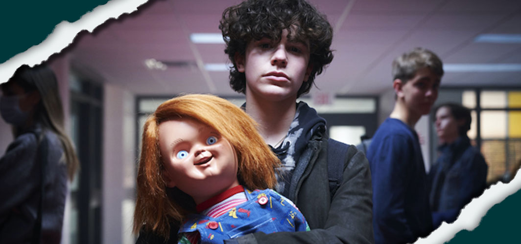 'Chucky' Trailer Slashes its way online for a 'Blood Buddy' Styled Show - Horror News - Horror Land