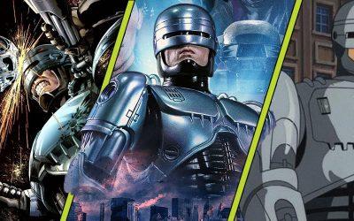 Dead or Alive: Robocop's Explosion into Popular Media