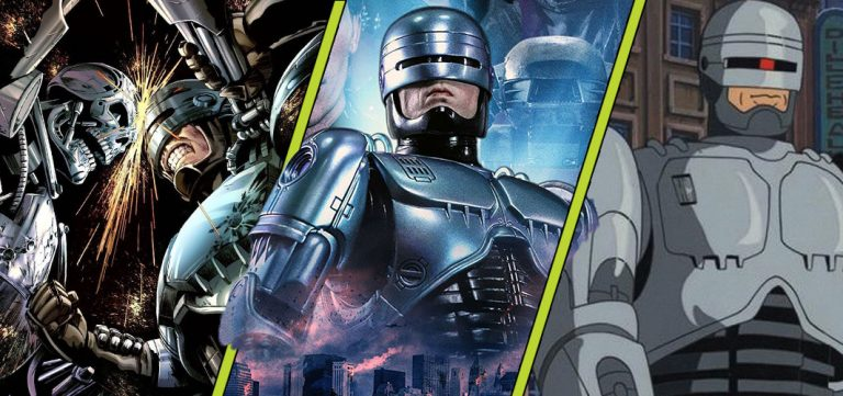 Dead or Alive: Robocop's Explosion into Popular Media - Horror Article - Horror Land