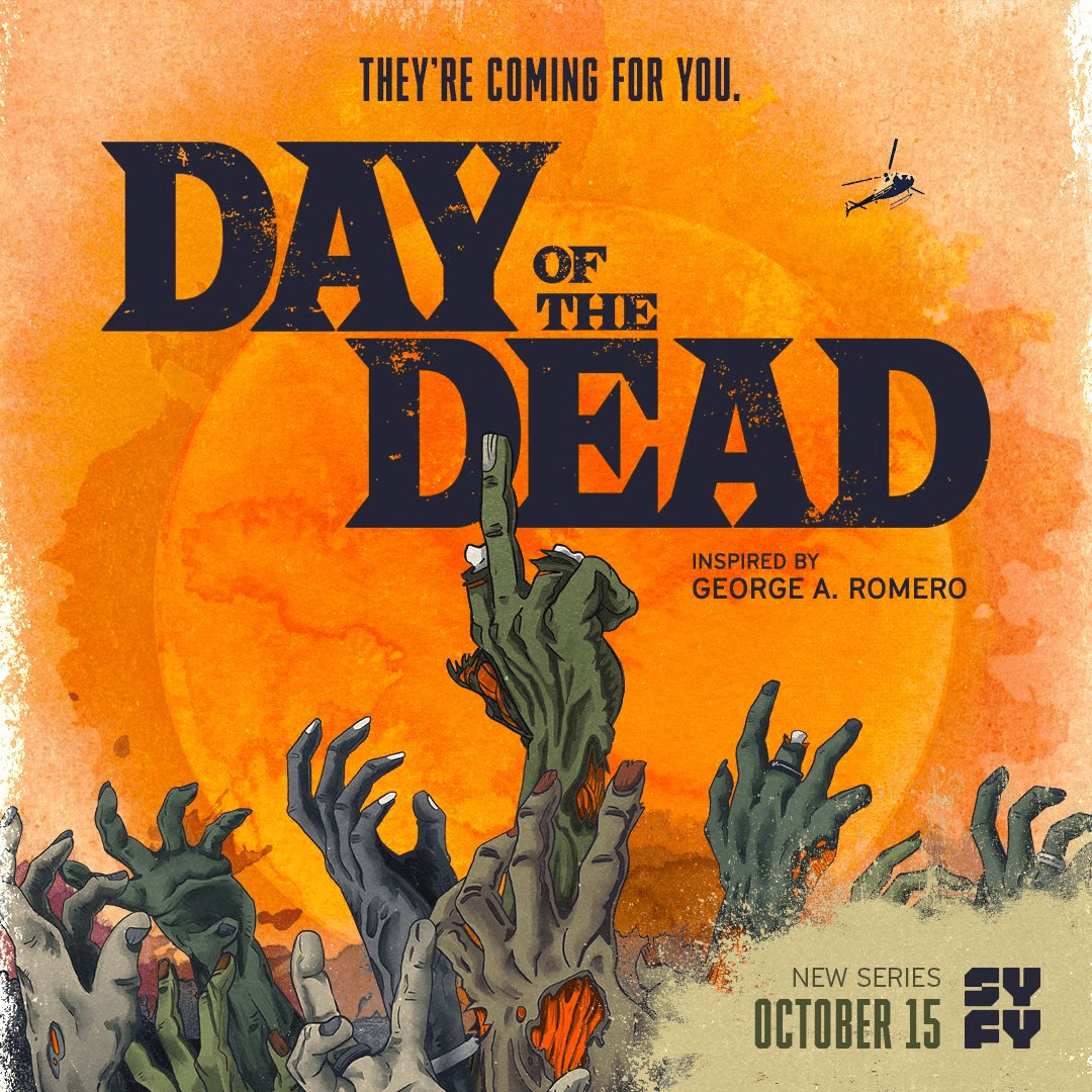 Day of the Dead - Horror Land