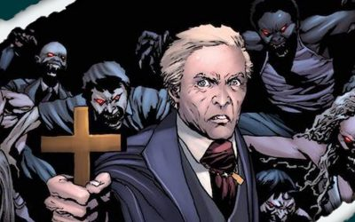 Fright Night Gets a Comic Book Sequel!