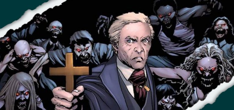 Fright Night Gets a Comic Book Sequel! - Horror News - Horror Land