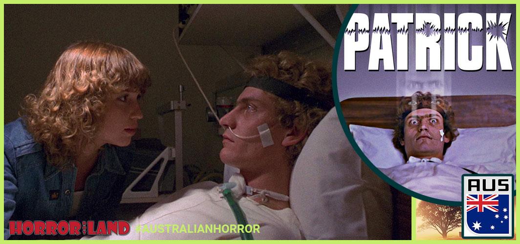 Patrick (1978) - The Best of Australian Horror – Horror Land