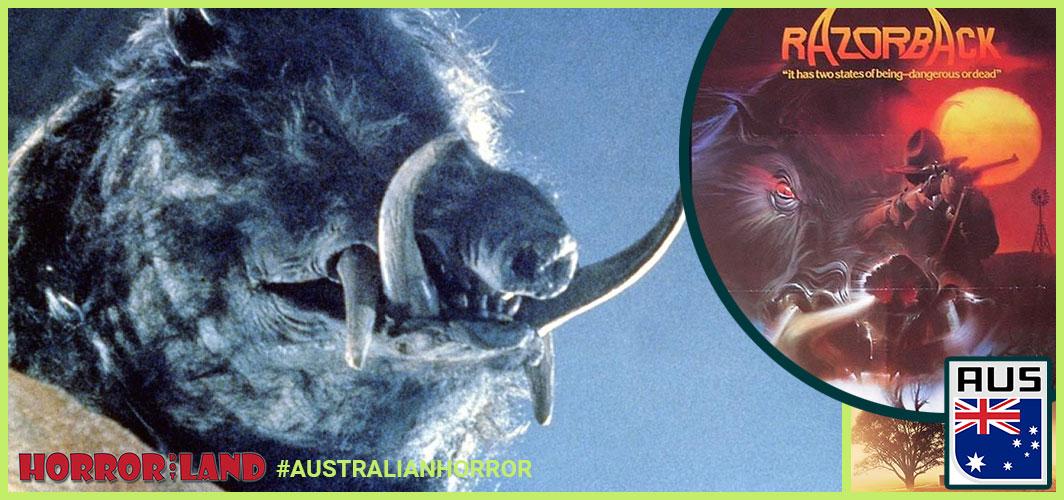 Razorback (1984) - The Best of Australian Horror – Horror Land