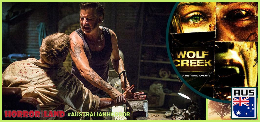 Wolf Creek (2005) - The Best of Australian Horror – Horror Land