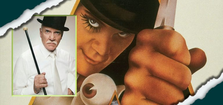 Malcolm McDowell Can't Stomach Watching 'Clockwork Orange' - Horror News - Horror Land