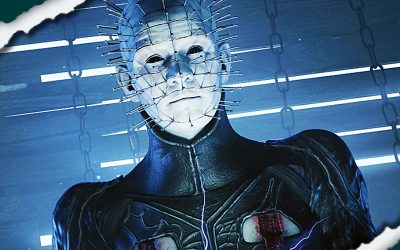 Pinhead And The Chatterer Join 'Dead by Daylight'!