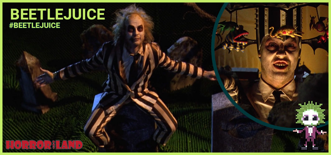 Beetlejuice (Michael Keaton) - The 15 Best Characters from Beetlejuice