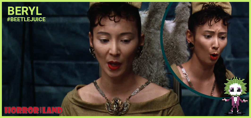 Beryl  - The 15 Best Characters from Beetlejuice
