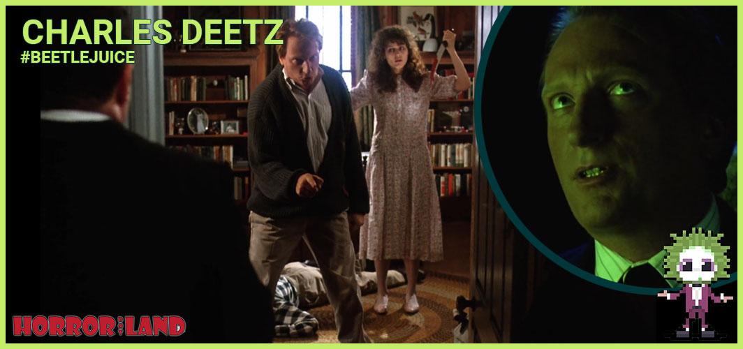 Charles Deetz (Jeffrey Jones) - The 15 Best Characters from Beetlejuice