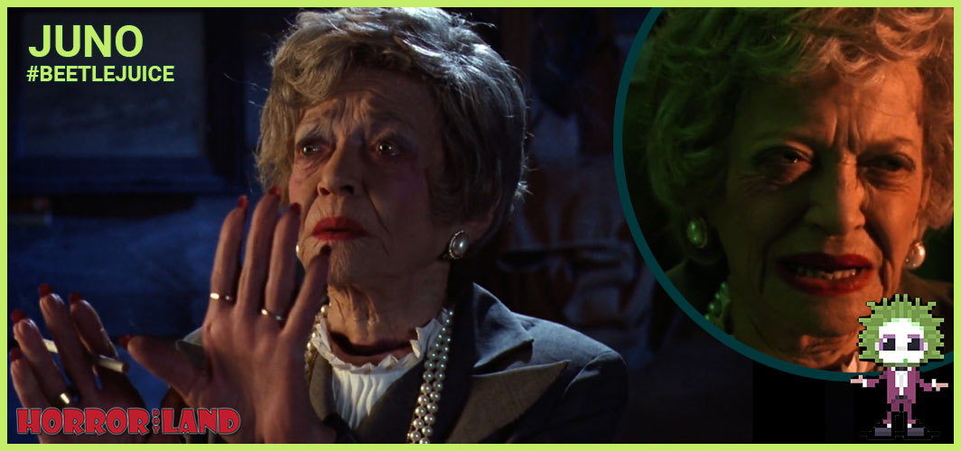 Juno (Sylvia Sidney) - The 15 Best Characters from Beetlejuice