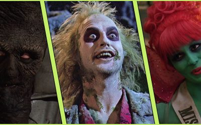 The 15 Best Characters from Beetlejuice