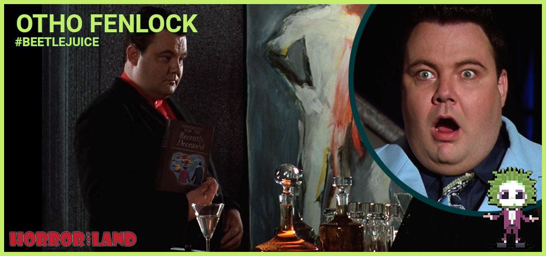 Otho Fenlock (Glenn Shadix) - The 15 Best Characters from Beetlejuice